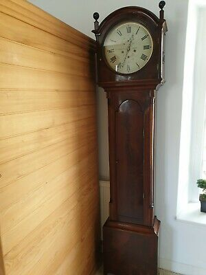 Scottish Longcase Clock circa 1805