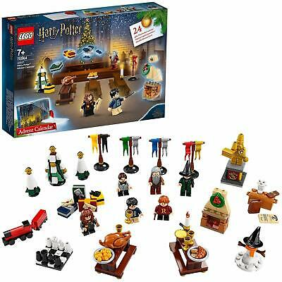 LEGO 75964 Harry Potter Advent Calendar 2019 with 7 Minifigures,