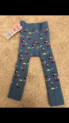 Jojo maman bebe extra thick leggings size 6-12 months new with tags