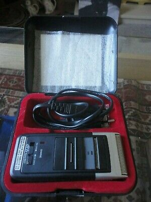 Vintage d'Or Anno 1917 Elegant-styled Electric Rechargeable Mens Shaver
