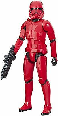 "Star Wars Hero Series The Rise of Skywalker Sith Trooper Toy 12"" Action Figure"