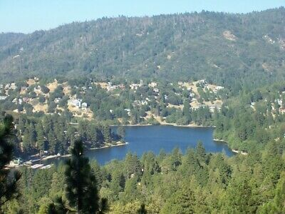 .52 Acre Lot in Crestline near Lake Arrowhead & Big Bear Area- San Bernardino CA