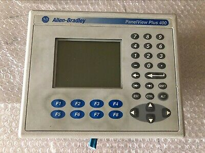 1pcs Used AB Rockwell Touch Screen 2711P-K4M20D
