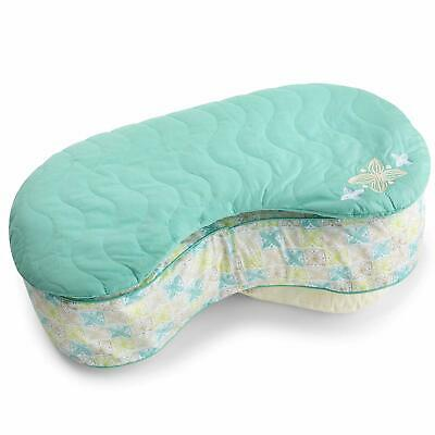 Bliss Nursing Pillow Quilted Slip Cover, Sketchy Leaf