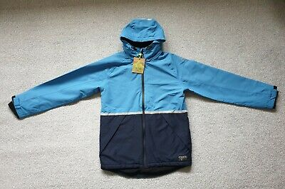 Next Boys Technical Wear Blue Jacket - Age 13 Years BNWT