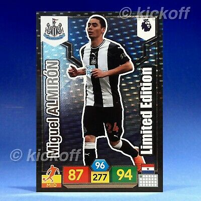 Panini Adrenalyn XL 2019-2020: Almiron Limited Edition Newcastle. Premier League