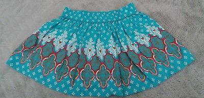 Baby Girls 100% Cotton Printed A-Line Skirt (12-18 Months) - By Xhilaration
