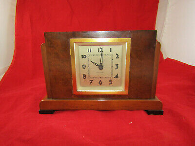 Antique Seth Thomas Skyscraper 1 E Console Mantel Clock MOV'T NO 1604