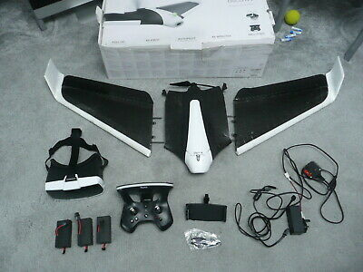Parrot Disco Fpv Complete With 3 Batteries