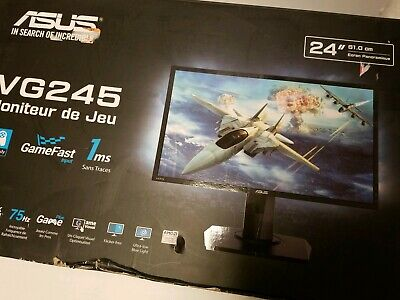 ASUS VG245H 24-inch Full HD FreeSync Gaming Monitor FOR PARTS