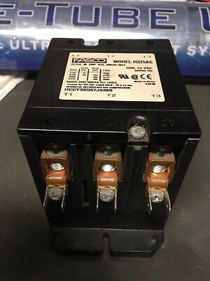 Contactor 3 Pole 75 Amp 24v Coil