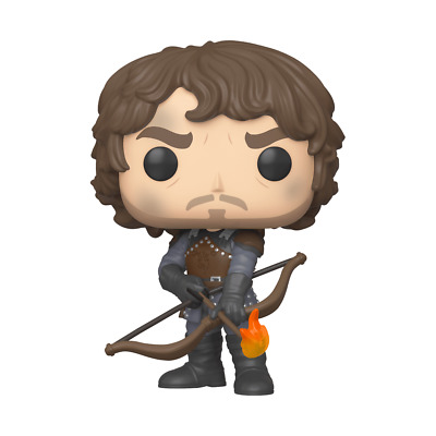 Funko Pop! Tv: Game Of Thrones - Theon With Flaming Arrows 81 44821 New In Stock
