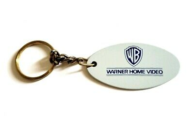 Vintage Warner Home Video Movie Promo Keychain Bros Vhs The Shining Friday 13Th