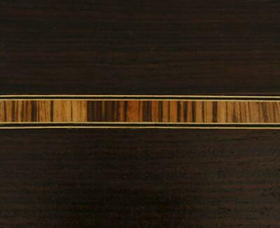 """1/2"""" - Vertical Zebrawood - Marquetry Banding Strips (Inlay-231)"""