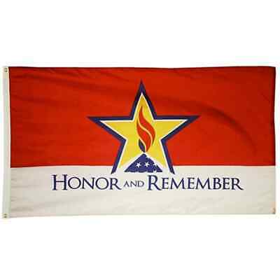 Large Honor and Remember Flag 3x5ft banner