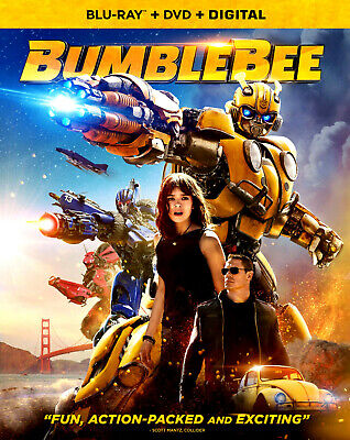 Bumblebee: Slip Cover, Case And Dvd Only, Never Watched,Free Shipping