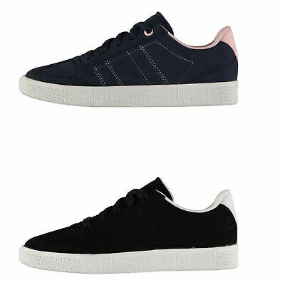 Fabric Zele Child Girls Trainers Shoes Footwear