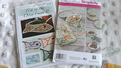 COVERS BASKETS Uncut **FREE SHIPPING** Simplicity #1236 CASSEROLE CARRIERS