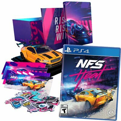 Need For Speed: Heat Collectors Edition (PS4) playstation 4 -