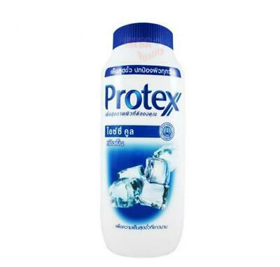 280g. Protex Icy Cool Extreme Body Cooling Powder Supper Cool Talc Prickly Heat