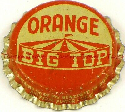 V1 1960s PENNSYLVANIA Pittsburgh DIETETIC DR PEPPER Cork Crown Tavern Trove