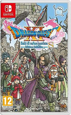 Dragon Quest Xi - Echi Di Un'era Perduta Definitive Ed. Nintendo Switch Italiano