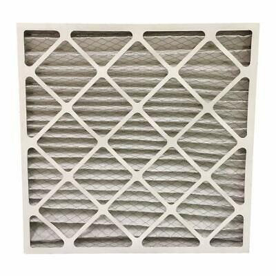 AF MERV 8 Pleated AC Furnace Air Filter.  (16 x 25 x 1), 1pk