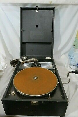 Antique Victrola No. 2, (Record Player) Victor Talking Machine Co. 1906