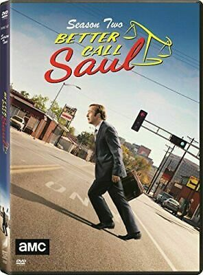 Better Call Saul: Season 2 [DVD] Brand New sealed ships NEXT DAY with tracking