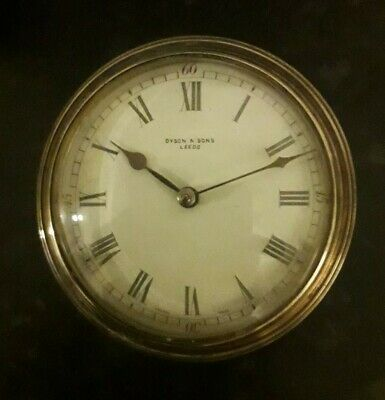 Antique Mantel clock Dial and Movement Spares or Repair