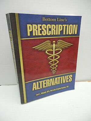 Bottom Line's Prescription Drug Alternatives Guide Book Earl Mindell