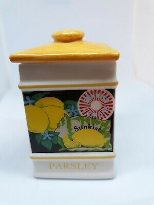 "Franklin Mint The Country Store Sunkist ""Parsley""  NICE"