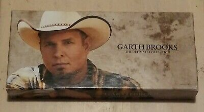 Garth Brooks The Ultimate Collection  (10 Disk-Set 2016)