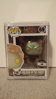 Funko Pop! Metallic Children of the Forest HBO Shop Exclusive NYCC #69 COTF