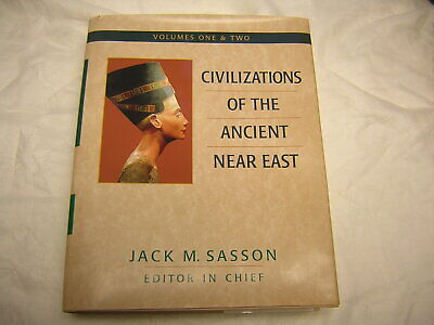 Civilizations of the Ancient Near East by Jack M Sasson (2000, Hardcover)