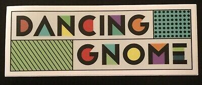 Dancing Gnome Brewing Company Sticker decal craft Brewery Micro Pittsburgh PA