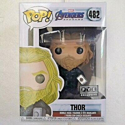Funko Pop Marvel Avengers Endgame Thor #482 Vinyl Figure Dolls Toy Marvel Thor