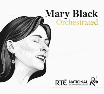 Mary Black - Orchestrated (2019) | NEW & SEALED CD