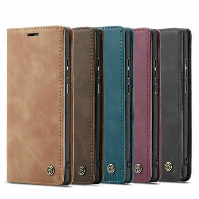 For Samsung Galaxy A70 A40 A20e A50 Case Luxury Leather Flip Wallet Stand Cover