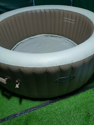 Intex Liner Spa 4 Person Beige LInner  Liner Replacement Only good condition