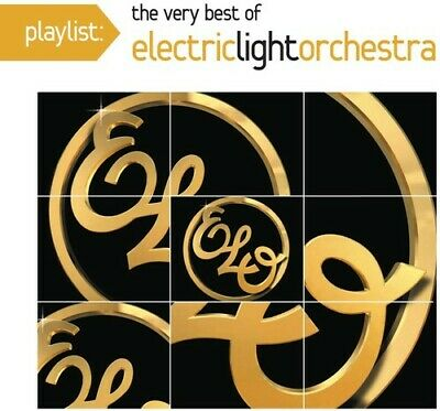 Playlist: The Very Best of ELO: Electric Light Orchestra CD NEW
