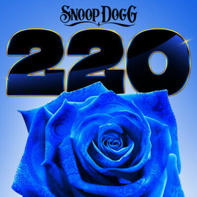 New Snoop Dogg 220 New EP 2018 Hip Hop Rap Album Cover 20x30 24x36 Poster T-1186