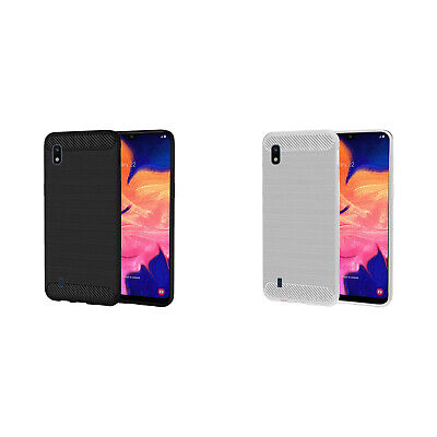 Case For Samsung Galaxy A10 2019 Silicone Gel Skin Tough Shockproof Phone Cover