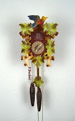 #1 Handmade Black Forest Cuckooclock - Bird Style