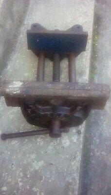 Vintage Woden A130 Wood Vice