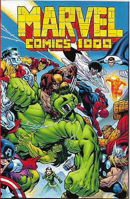 Marvel Comics #1000 McGuinness Variant - New Bagged (S)