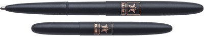 US ARMY STAR BULLET Fisher Space Pen matte black gift box 400BAR-STAR