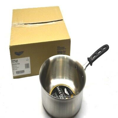 NEW Vollrath 77741 Tribute 3.5 Qt. Sauce Pan Stainless Steel 3-Ply Round 8""