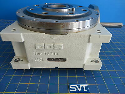 CDS Tipo TR160 Rotary Indexing Table