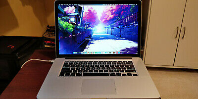 "Macbook Pro 15"" Retina Early 2013 FOR PARTS, NO HARDDRIVE FAULTY GPU/MOTHERBOARD"
